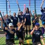 Team West Devon 2018 Girls hockey