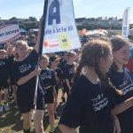 Team West Devon Procession 2018