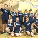 Team West Devon Badminton 2018