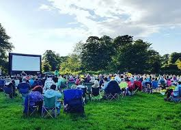 Image: Open Air Cinema Okehampton