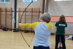 OCRA archery camp