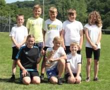 Image: Okahampton A - Dartmoor Cup winners 2018