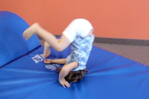 Image: msburrows via flickr Creative Commons. Peachtree Gymnastics