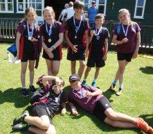 Image: Horrabridge cricket Team Dartmoor Cup