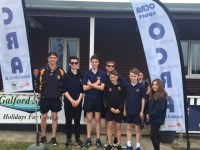 Image: Young leaders at the Dartmoor Cup