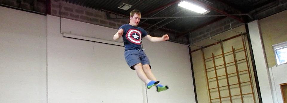 Kiah trampoliningn SNAP