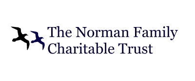 Image: The Norman Family Charitable Trust logo