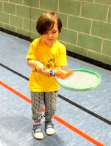 Image: NEW mini ball & racket skills course this Autumn