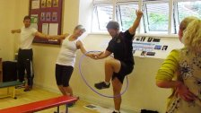 Image: Gymnastics Teacher Training