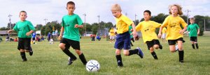 Image: Youth soccer