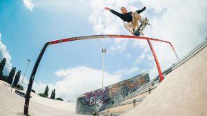 Adam Keats - Skateboarding