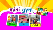 Image: Mini-gym at the Okey Cokey