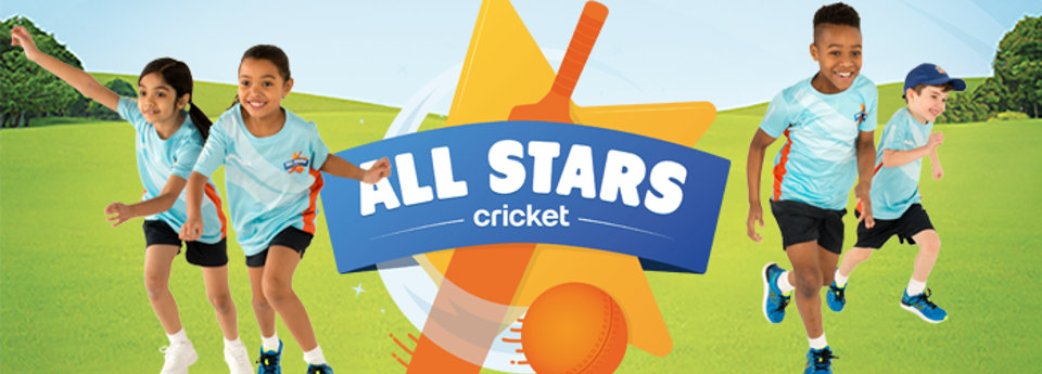Image: ECB All Stars Cricket