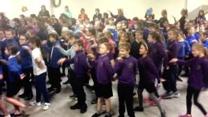 Image: Tavistock Schools Dance Festival