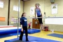 Image: Gymnastics and tumbling