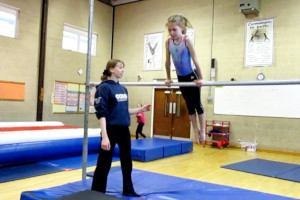 Image: Gymnastics and tumbling