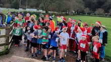 Festive Fun Run and Christmas Market