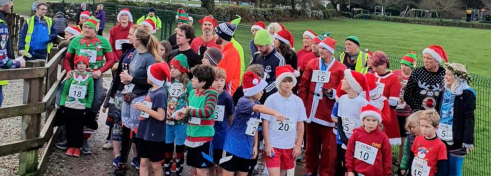 Festive Fun Run and Christmas Market