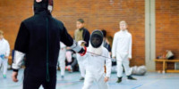Junior Fencing Course (ages 8-14yrs)