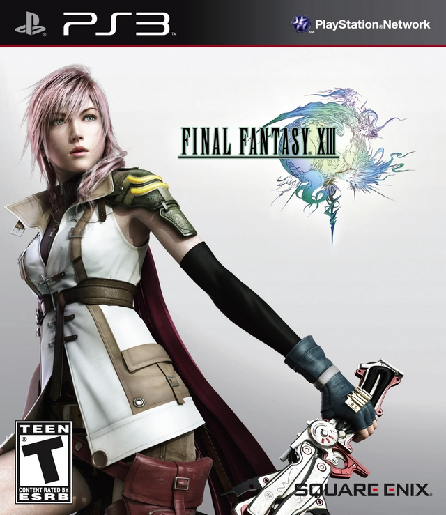 Game Final Fantasy XIII PlayStation 3 2009 Square Enix