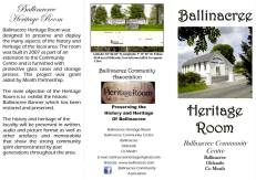 Ballinacree Heritage Room - Copy