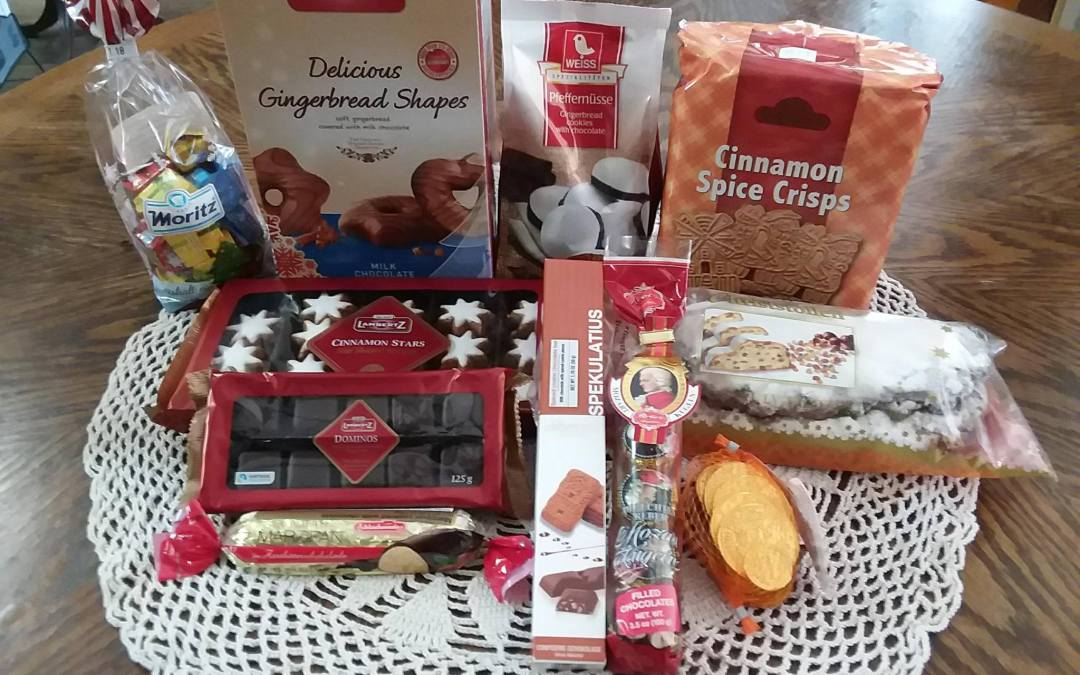 German Christmas Goodies are HERE!!