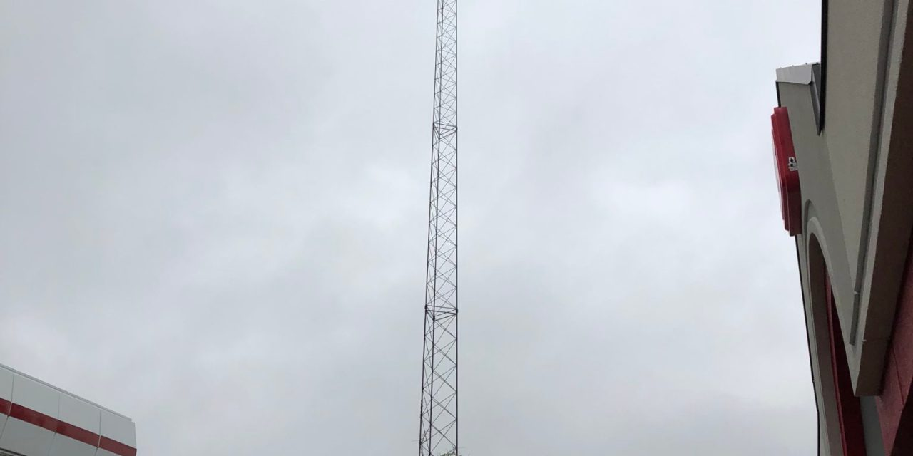 Antenna Tower Wanted!