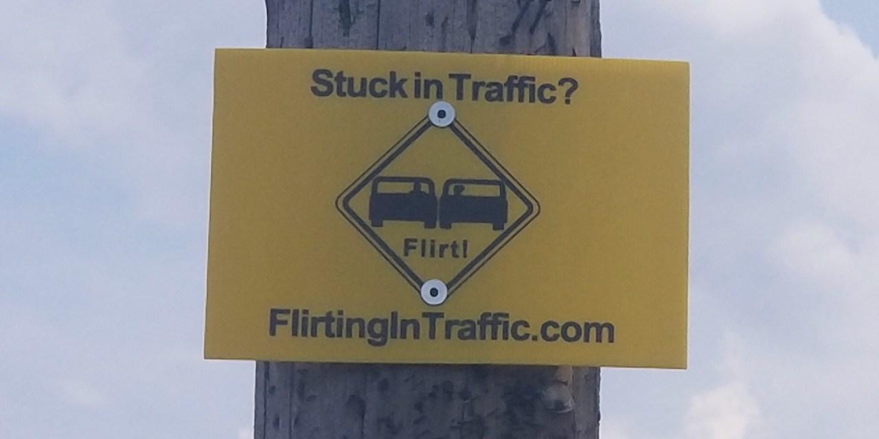 Flirt in Traffic?