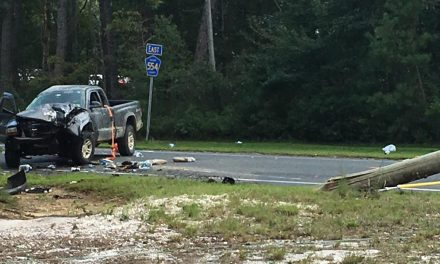 Barnegat: CR 554- MVA. Car vs. pole – Pictures