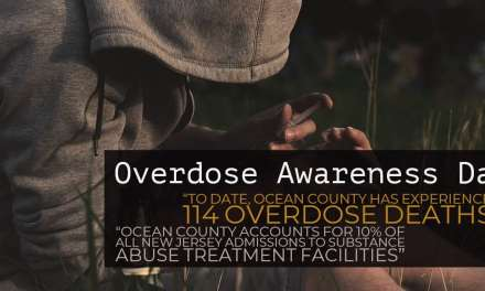 Ocean County: International Overdose Awareness Day