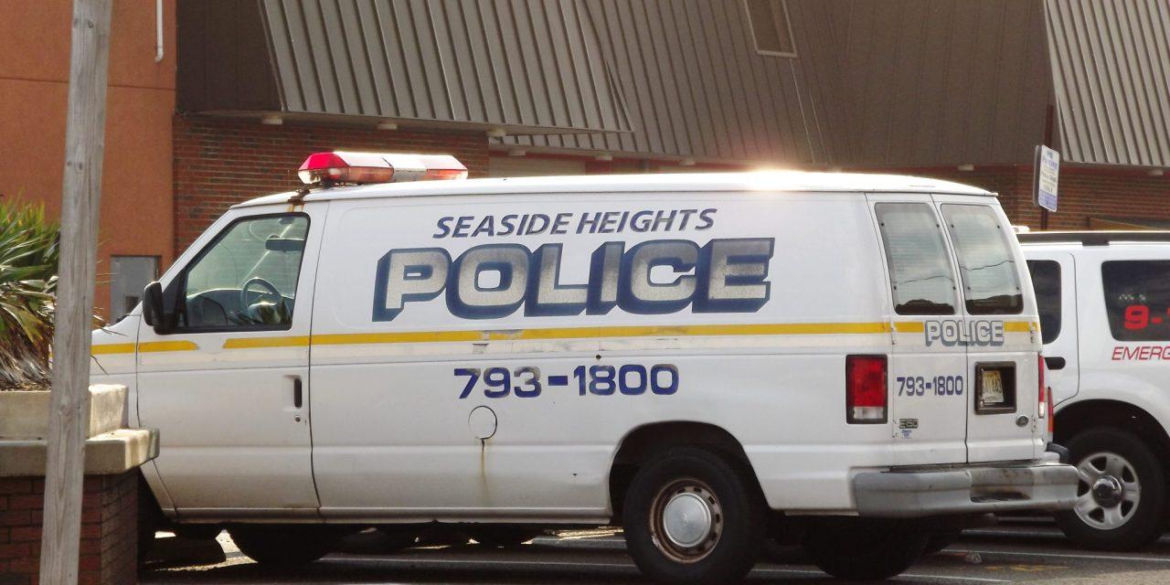 SSH: Surfside Motel- Criminal Mischief.