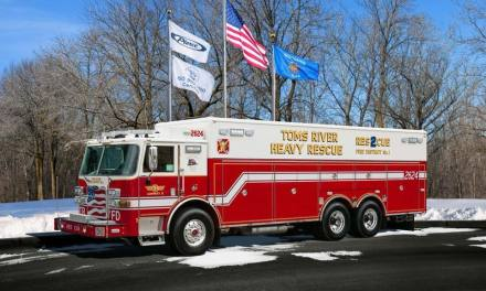 Toms River: 0 Block of Sands Point- Smoke Invest.