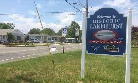 Lakehurst: Update on Detox Facility.