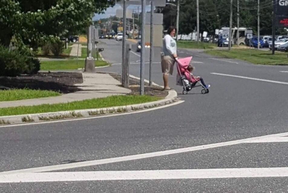 Lakewood: Crosswalks are for the Goyem!