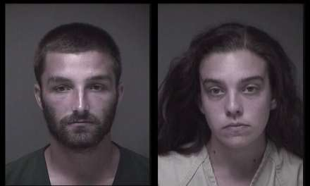 Lakehurst: Loving Couple Steals Car!