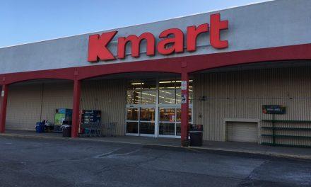 TR: Kmart- Odor of Gas