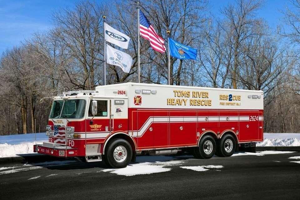 Lakewood: NJ 88 @ CR 549- MVA w/ Injuries.