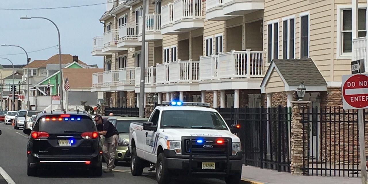 SSH: 1500 Block of Bay Boulevard- Suicidal Male.