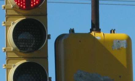 Brick: CR 549 @ Beaverson- Signal Out.