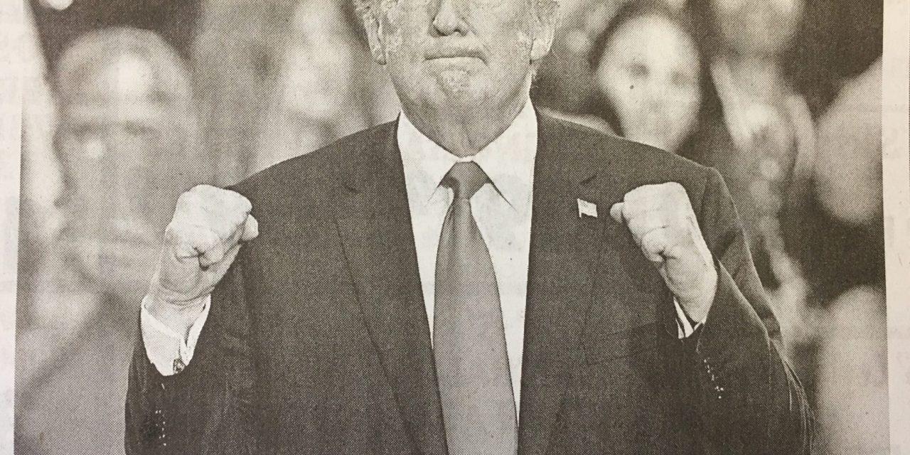 "A Gannett Newspaper Said ""Trump Was Right!"" Stop The Presses!"