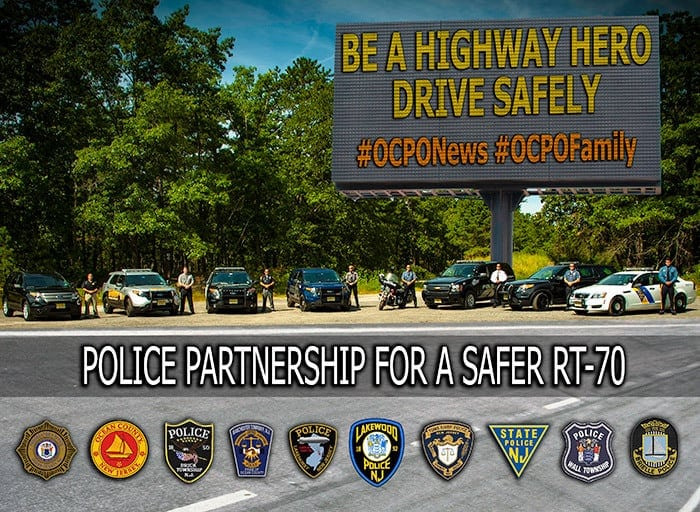 OCPO: NJ 70 Traffic Enforcement Details