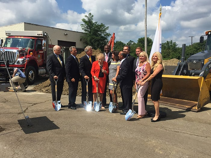 Monmouth County: Breaking Ground on New Adult Homeless Shelter!