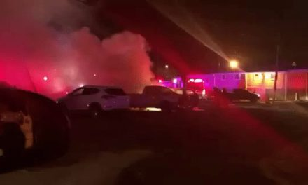 Toms River – Active Vehicle Fire – VIDEO