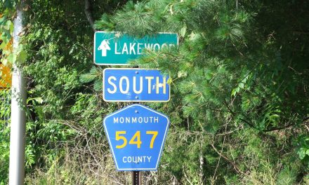 Lakewood: US 9- Pedestrian Struck