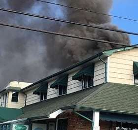 Lacey: Caffrey's Bar & Restaurant- Working Structure Fire (Pictures & Videos Here)