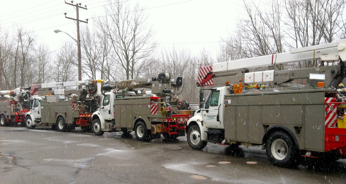 TOMS RIVER: Hundreds Without Power in North TR