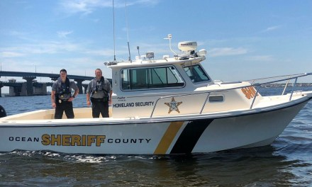 Barnegat Inlet: North Jetty- Boating Incident.