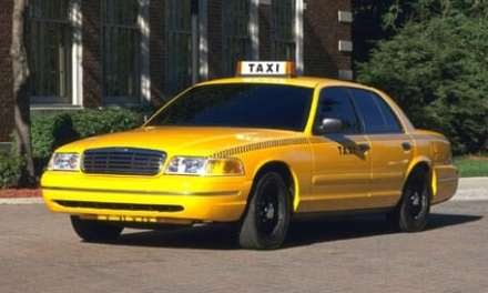 Lakewood: Drunk in a Taxi!