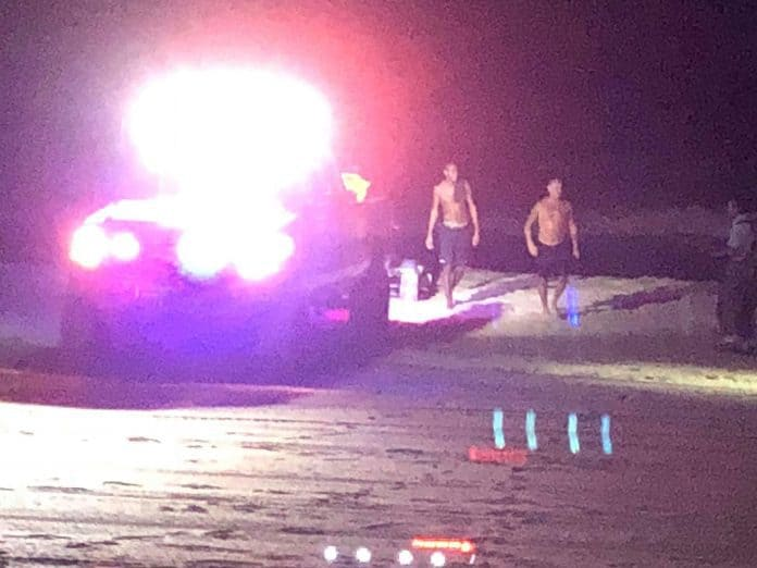 Police: Summer's Over, Stay Out Of The Water At The Jersey Shore