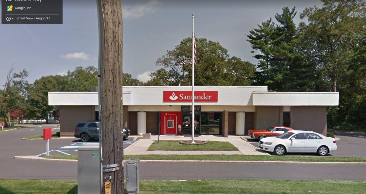 PINE BEACH: Santander Bank- Well-Being Check